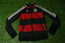 GERMANY TEAM 2014/2015 WOMENS FOOTBALL TRACK TOP JACKET ADIDAS TRAINING ORIGINAL