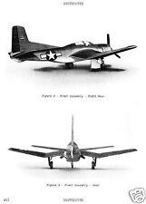 Douglas BTD Destroyer & SBD Dauntless 1940's Manuals & Report WW2 Carrier Dive