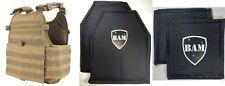 Level IIIA 3A | Body Armor Inserts | Bullet Proof Vest | MOPC TAN Vest 10x12 6x6