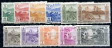 NOUVELLES HEBRIDES 1957 Yvert 175-185 ** POSTFRISCH TADELLOS SATZ (F3838