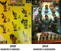 McDonald's 2020 MARVEL STUDIOS HEROES & 2019 MARVEL'S AVENGERS