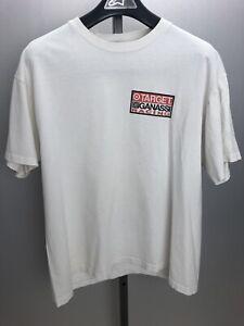 Vintage Indy Racing Team Target Chip Ganassi Racing T-Shirt Mens XL