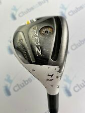 TaylorMade RBZ Stage 2 Hybrid Rescue No 4 22 Degree Mens Right Hand Regular Flex