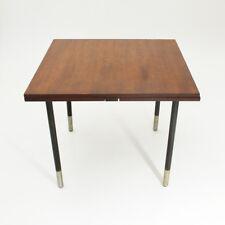 Tavolo allungabile in teak di Giampiero Vitelli per Rossi di Albizzate anni '60