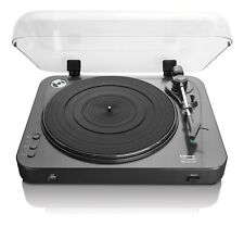 Lenco LBT-120 Turntable with Bluetooth & USB - Black LBT120BK NEW!