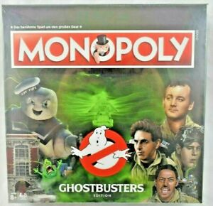 Monopoly Ghostbusters Edition Neu und OVP