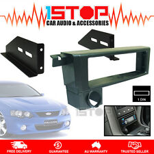 FORD FALCON BA-BF 2002-2010 SINGLE-DIN FACIA KIT dash fascia panel surround