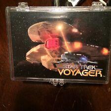 1995 Skybox Star Trek Voyager Complete Set 1-98