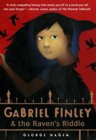 Gabriel Finley And The Raven's Riddle by Hagen, George, NEW Book, FREE & FAST De