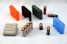 Battery Case Fits AA AAA AAAA Surefire CR123 CR2 N Cell