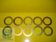 35 mm x 3 mm SHIMS,  WASHER, SPACER FOR PINS EXCAVATOR - SET 10 PC