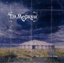 TIM McGRAW Set This Circus Down CD BRAND NEW