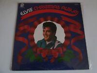Elvis Presley CHRISTMAS ALBUM  Camden CAS-2428 record lp stereo