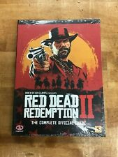 Red Dead Redemption II The Complete Official Guide Rockstar Games