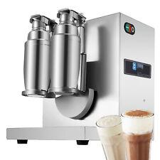 More details for bubble boba milkshake maker shaking machine milk tea shaker yogurt double-cup