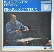 CONCERTGEBOUW ORCHESTER AMSTERDAM  - PIERRE MONTEUX - BEETHOVEN - LP