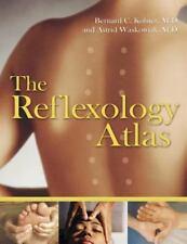 The Reflexology Atlas, Astrid Waskowiak., Bernard C. Kolster, Good Condition, Bo