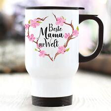 Thermobecher To Go Kaffeebecher Muttertag Beste Mama der Welt TB 391 Tasse