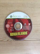 Borderlands Pour XBOX 360 * Disque Seulement *