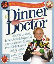 NEW - The Dinner Doctor by Anne Byrn 2003