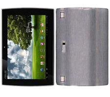 Skinomi Brushed Aluminum Cover+Screen Protector for Asus EEE Pad Slider SL101
