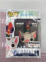 Funko Pop Disney Moana # 422 Pua and Hei Hei Amazon Exclusive BOX WEAR M05