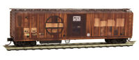 San Luis Central Weathered 51' Ribside Mechanical Reefer MTL #070 51 080 N-Scale