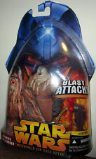 Hasbro Star Wars Revenge of the Sith Wookie Heavy Gunner Blast Attack Action...