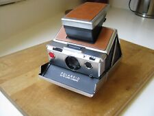 Polaroid SX-70 Working Tested With Expired Film EXC