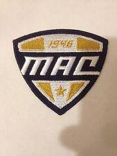 MAC FOOTBALL 2013 AKRON ZIPS TEM LOGO JERSEY PATCH