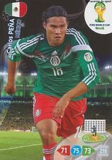 N°246 CARLOS PENA # MEXICO PANINI CARD ADRENALYN WORLD CUP BRAZIL 2014