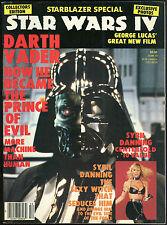 Starblazer Special 4 Magazine Star Wars Star Trek James Bond Dune Howling Movie