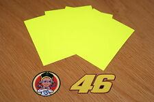 "Rossi ""THE DOCTOR"" Tear-offs Decals"