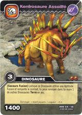 DINOSAUR King n° DKBD 026/100 - Kentrosaure Assoiffé