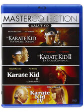 Karate Kid Collection 1 - 4  1 2 3 4  Blu Ray Brand New Sealed Box Set Movie Set
