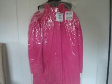 NWT J. Crew Stadium-cloth cocoon coat item B2796 T6 HEATHER SAPPHIRE PINK  $350