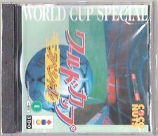 World Cup Special. 3DO Console.Game. New and Sealed.
