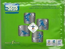 Canada - Countdown to Vancouver 2010 Pin - Sealed