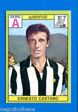 CALCIATORI PANINI 1968-69 - Figurina-Sticker - CASTANO - JUVENTUS -Rec