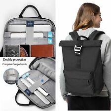 "Rucksack Handgepäck Apple 11"" iPad Pro 2020 Laptop Tablet Bag Roll-Up Schwarz"