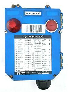 Jeico Remohand F21-12S Hoyst Crane Wireless Remote Control