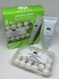 Origins Mindful Merry Peace of Mind Must-haves To Relieve Tension & Tightness