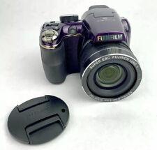 Fujifilm FinePix S4530 14MP 30x Zoom Digital Camera - Purple Color