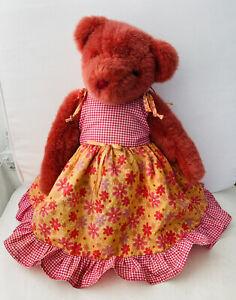 Gund Rita Swedlin Raiffe Signature Collection Articulated Teddy Bear 963/1200