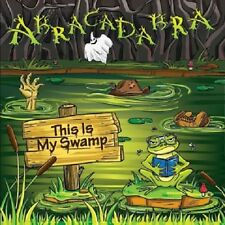 """Abracadabra """"this is my Swamp"""" CD [Folk Metal from Russia]"""