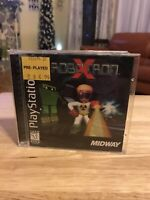 Robotron X (Sony PlayStation 1, 1996) Complete