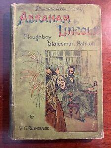 Abraham Lincoln US President Rare Edition
