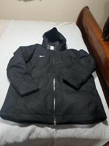 Nike Team Training Down-Fill Parka Jacket 915036-010 Size 3XL
