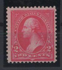G136985/ UNITED STATES / SCOTT # 251 MINT MNH CERTIFICATE CV 1100 $