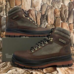 Mens Timberland Field Trekker Waterproof Insulated Boots NEW Size 9M
